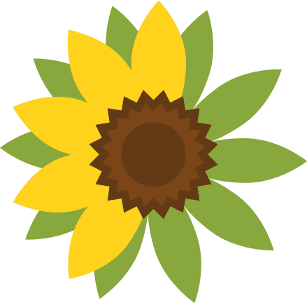 Fundraising Sunflower