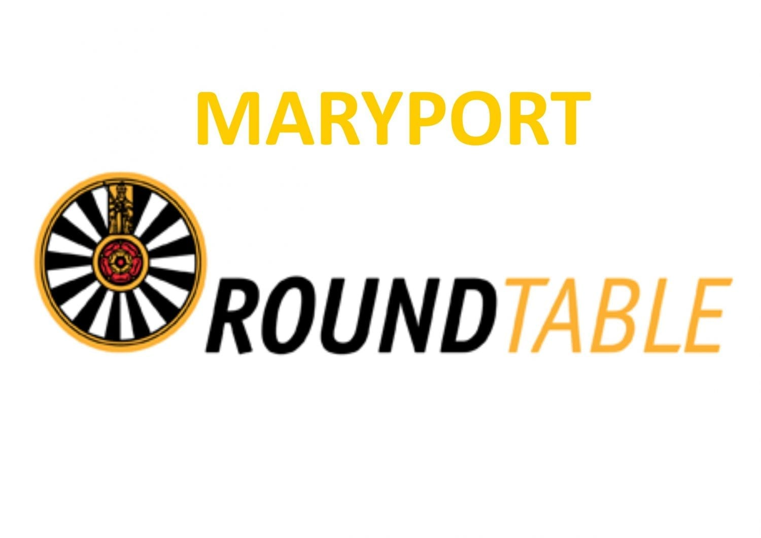Round table sign