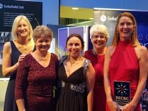 BECBC2018 Inspiring People Award Winners