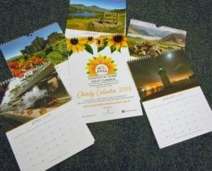 Charity Calendar 2019