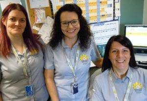 Clinical Admin Team