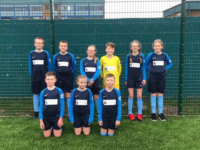 St Mary's team (2)