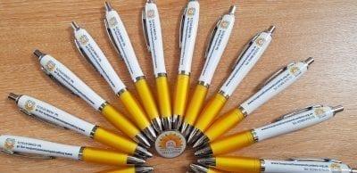 HHWC Half Pen Fan